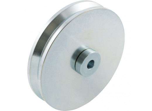 "The 6"" of HardCORE V-Groove Wheel for 2"" Gate Frame"